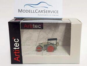 Artitec-1-160-N-316-058-Kaelble-Compactadores-Gris-Modelo-a-Escala