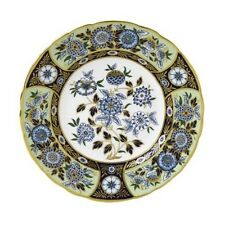 "New Royal Crown Derby 1st Quality Imari Accent 8"" Plate - Midori Meadow"