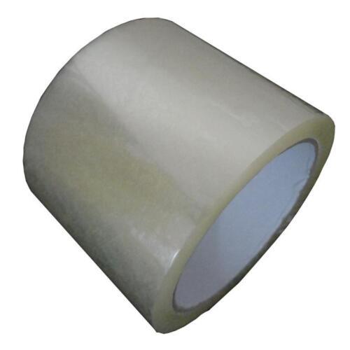 6 Rollen Klebeband Packband 66m X 75mm transparent Kern:76mm EUR 0,02 // m