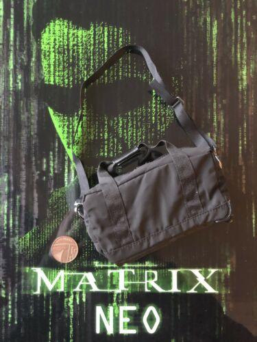 Il neo Toys Hot Matrix MMS466 grandi BORSA NERA SCALA 1//6th Loose