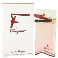 Salvatore Ferragamo F Perfume Women Eau De Parfum Spray 3 Oz