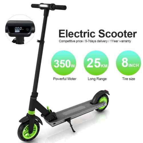 350W Motor Fast E-Scooter! 36V Power Motor X8 Pro Electric Scooter