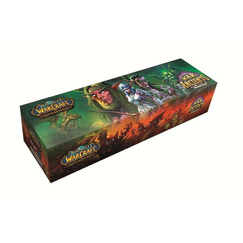 WOW TCG Epic Epic Epic Collection War of The Ancients Factory Sealed ba7b37