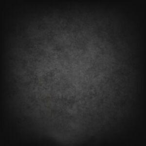 8x8 vinyl photo prop studio background pure black portrait