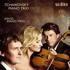 Tchaikovsky: Piano Trio Super Audio Hybrid CD (CD, May-2012, Audite)