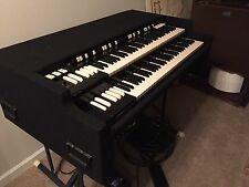 Chopped Hammond B3 Organ and Leslie speaker cabinet 122a, near mint