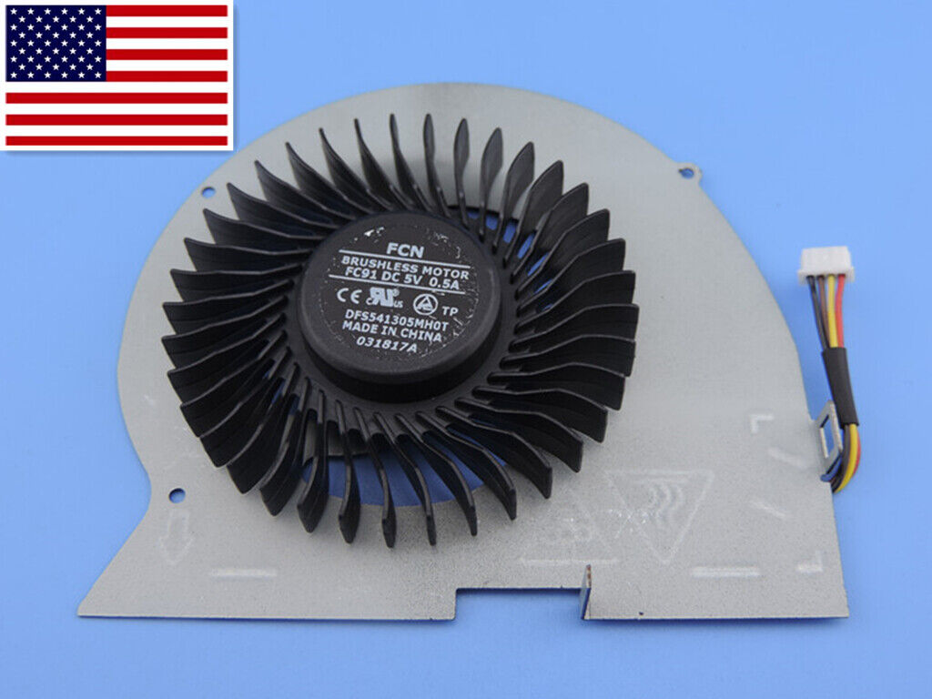 CPU Cooling Fan for LENOVO IdeaPad Y410P 20216 Y410P-IFI Y430P FC91