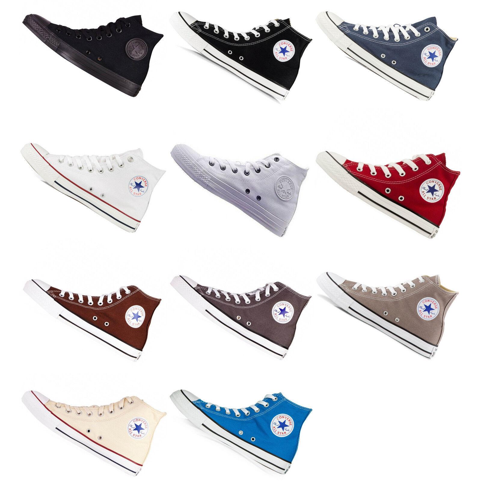 CONVERSE CT All Star Canvas Men Damens Unisex Hi-Top Casual Sneaker Schuhes
