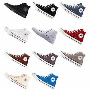 CONVERSE-CT-All-Star-Canvas-Men-Women-Unisex-Hi-Top-Casual-Sneaker-Shoes