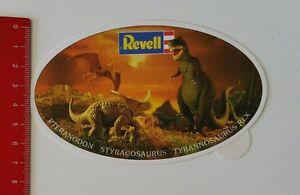 Aufkleber-Sticker-Revell-Pteranodon-Styracosaurus-Tyrannosaurus-Rex-140217116