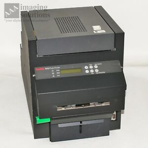Kodak-7015-Photo-Printer-5-034-printer-w-Windows-Drivers-for-PC-minilab-APEX-USED