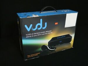 Details about VUDU Home Digital Multi-plex VUDUBX100 Steaming TV Control Box