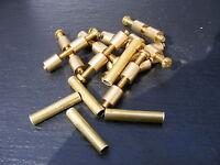 5 Pair Of Brass Loveless Bolts Knife Making Handle Scales Bolt Bushcraft