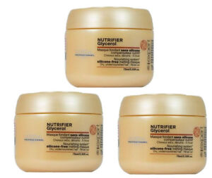 Details about L'OREAL Serie expert NUTRIFIER GLYCEROL+ COCO OIL Hair masque  75 ML