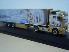"Herpa - MB Actros KüKoSZ ""Trans CMG / Edith & Marcel"" (F) PC-Modell 121514 -1:87"
