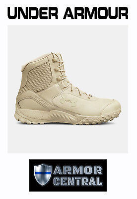 e0a5cc55dfa NEW Under Armour UA Men's Desert Sand VALSETZ 1.5 RTS Tactical Boots -  3021034 | eBay
