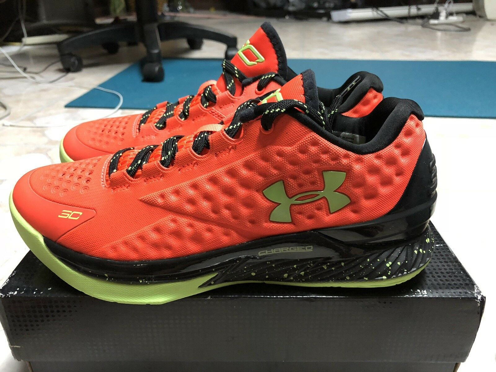 Under Under Under Armour Curry 1 Size 8 75a042