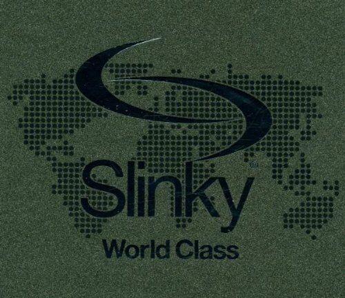 Various Artists : Slinky - World Class CD