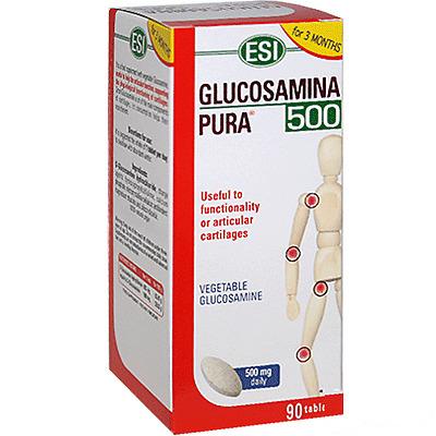 ESI No Dol Glucosamina pura 500 90 tavolette