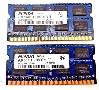 4GB HP Touchsmart 600-1350 All in One 9100 Memory RAM