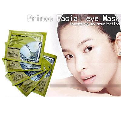 10 X Collagen Crystal Eye Mask Eyelid Patch Deep Moisture Anti wrinkle bags New