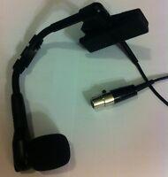 Shure Wb98h/c Wireless Beta 98 Condenser Instrument Microphone With Ta4f Mini