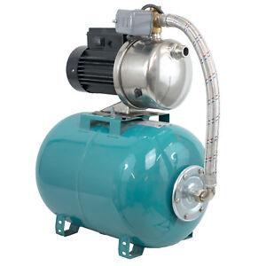 Super Hauswasserwerk Grundfos Pumpe 2700l/h 24L 50 L 80L 100L OG96