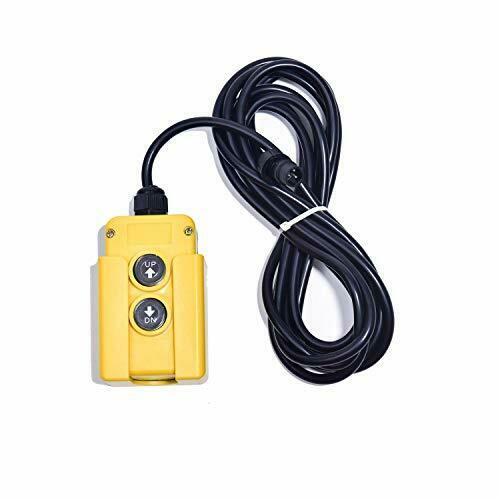 Zoleen 3 Wires Single Acting Remote Yellow 3 Wire Hydraulic Power Units Control