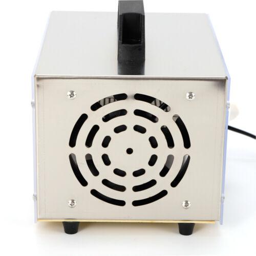 220V 20000mg//h Ozongenerator Ozon Luftreiniger Ozongerät Ozonisator 20G DHL