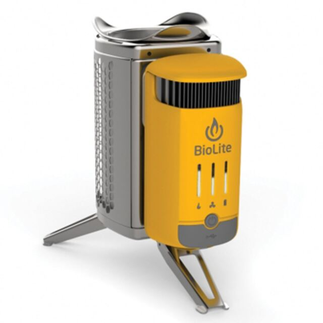 BioLite CampStove2 - NEW 2017 Camping Stove Cooking Trekking Hiking