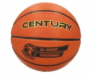 Century All-Surface Laminated Size 7 Basketball Indoor/Outdoor BBall