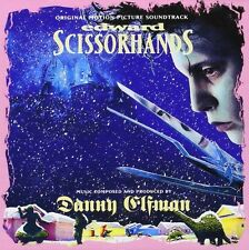 Danny Elfman Edward Scissorhands OST / SOUNDTRACK