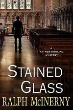 Stained Glass (Father Dowling Mysteries)-ExLibrary