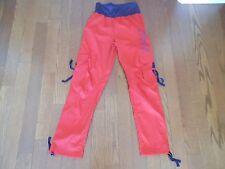 Zumba Fitness WOMENS So SambaCargo  Pants, RED SMALL BRAND NEW