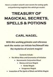 Antyki i Sztuka POWER OVER SOMEONE Finbarr Grimoire Magick Spells Occult Magick Witchcraft