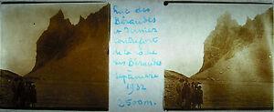 Plaque-photo-stereoscopique-photographie-lac-des-beraudes-hautes-alpes-1932