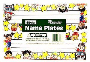 Eureka-Name-Plates-Star-Students-36-Cubby-Desk-Locators-Teaching-Aide