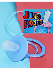 Giant Dummy Baby Fancy Dress Costume Accessory Pink Or Blue
