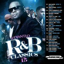 DJ ANT LO SOUL & R&B CLASSICS MIX CD VOL 15
