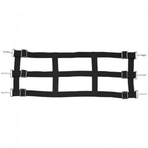 Tough-1-Black-Nylon-Webbed-Stall-Guard-36-48-034-Horse-Tack-72-3033