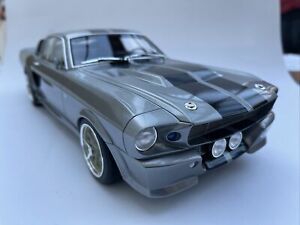 GREENLIGHT 12102 Ford Mustang Eleanor from Gone in 60 Seconds model car 1:12th