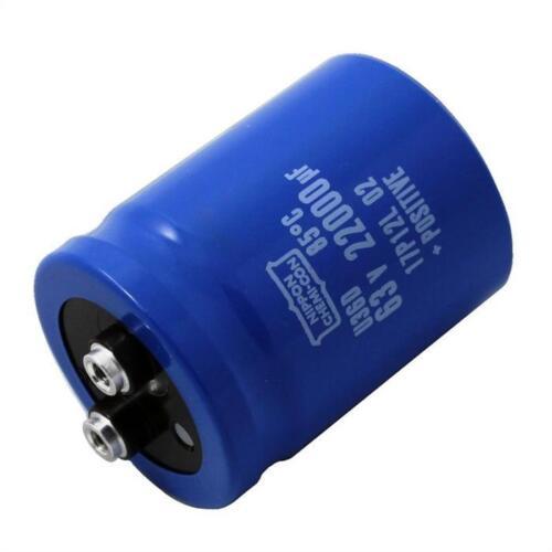 Pero tensa Elko condensador 22000µf 63v 85 ° C; e36d630hpn223mc67u; 22000uf