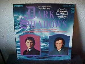 Robert Cobert Orchestra-The Original Music From ABC-TV's Dark Shadows LP