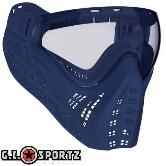 G. I. Sports Sleek Paintball Máscara (Azul)