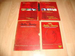LA-BELLA-Y-LA-BESTIA-DE-WALT-DISNEY-EDICION-COLECCIONISTAS-EN-DVD-EN-BUEN-ESTADO