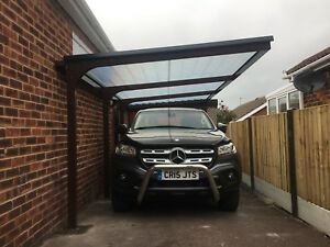 Cantilever Carport Canopy System Fitted 6m X 2.5m | eBay
