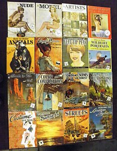 walter foster vintage drawing painting art instruction books pick