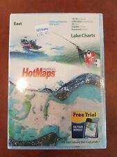 Navionics HotMaps Platinum Lake Maps East on SD//MicroSD #MSD//HMPT-E6