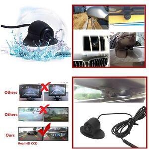 2PCS-12V-Waterproof-360-HD-Car-Front-Side-Reverse-Camera-Rear-View-Parking