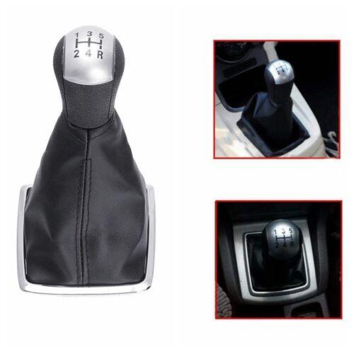 5-Gang Schaltknauf Gaiter Kofferraumabdeckung Für Ford Focus Mondeo MK3 Mustang